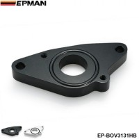 EPMAN -  RS RZ FV Blow Off Valve BOV Flange Adapter For WRX EJ20 EJ25 Top Mount EP-BOV3131HB