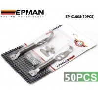 EPMAN - 50 pcl/unit Stainless steel pair spring type EP-01608(50PCS)