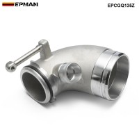 EPMAN Turbo High Flow Inlet Pipe For Golf MK7 GTI Adui S3 A3 Leon MK3 EA888 Tube Performance turbocharger Intake Hose EPCGQ135Z