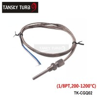 Tansky - Replacement for Defi Link and for Apexi gauge / meter Exhaust Temperature Sensor (Just for Tansky's guage) TK-CGQ02