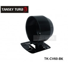 1 GAUGE 60MM HOLDER COVER (black) TK-CV60-BK