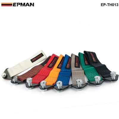 EPMAN - Universal Towing Ropes tow strap  orange,blue,green,red,black,brown,gray (EP-TH013)