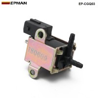 EPMAN- 3 Way Electric Change Over Valve - Vacuum Solenoid for ElectrIcal Diesel Blow off valve EP-CGQ03