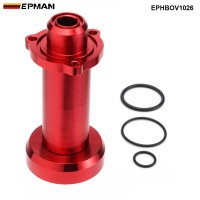 Epman Sport Billet Aluminum Blow Off Valve Adaptor/SQV SSQV BOV For Ford Mondeo/Evoque/Focus ST 250 EPHBOV1026