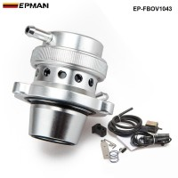 EPMAN Turbo Atmospheric Dump Blow Off Valve kit BOV For All Generation 3 EA888 TSI 1.8t and 2.0t Engines Turbo Vacuum Adapter EP-FBOV1043