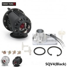SQV4 / BLOW OFF VALVE / SQV4 /TURBO BOV (black,silver) TK-SQV4