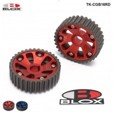 1 pair/unit Adjustable Cam Gears Alloy Timing Gear FOR DOHC B16A B16B for HONDA CIVIC (BLUE,RED) TK-CGB16