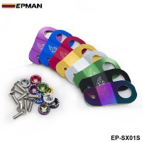 EPMAN Racing Aluminum Radiator Stay For Honda civic EK / AP / DC replace for Password:JDM EP-SX01S