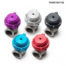 38mm External Wastegate V-Band Flanged Turbo Waste Gate For Supercharge Turbo Manifold TKWST001T38