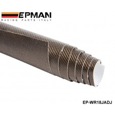 EPMAN Lava Heat Shield Mat with adhesive stands 1200F Direct Continuous And 2000F Intermittent 1M*1M/Roll EP-WR18JADJ