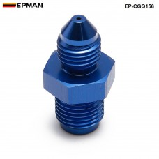 EPMAN -3AN AN3 Blue Turbo Oil Feed Restrictor Fitting for T25/T28 or GT25R GT28R GT30R Aluminum EP-CGQ156
