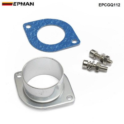Epman Racing car Billet Aluminium BOV Bypass Adapter Flange Type R / RS / S / RZ / FV  Blow Off Valve EPCGQ112