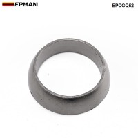 EPMAN Donut Style Graphite Exhaust Gasket For Motor Vehicle Accessories Universal Downpipe To Catback Gasket Flange EPCGQ52