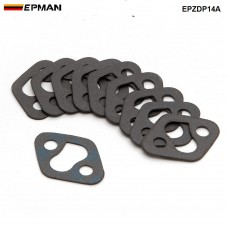 10pcs/Lot Turbo Water Cooling Gasket For Toyota CT26 Turbo Land Cruiser Supra EPZDP14A