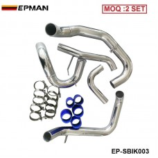 (MOQ : 2SET) - Intercooler Piping Kit FOR Subaru Impreza GDA GDB GDF WRX STI 02-07 EP-SBIK003