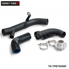 TANSKY -For VW Audi TT-S Golf R Turbo Piping Kits Air Charge Pipe HI-FLO Air Charge Pipe TK-TPBTK006P