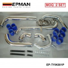 (MOQ:2 SET ) Intercooler Piping Kit FOR TOYOTA EP91/EP82 EP-TYIK001P