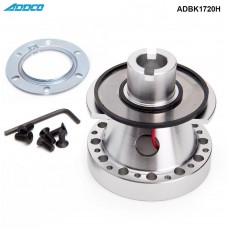 ADDCO Aluminium Steering Wheel Hub Boss Kit Adapter For Honda Civic 96-11 EP3 EK9 EJ9 EK ADBK1720H