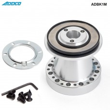 ADDCO Aluminium Steering Wheel Hub Adapter Boss Kit For Mitsubishi Eclipse/Galant/Lancer ADBK1M