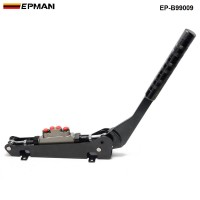 EPMAN Universal Hydraulic Drift Handbrake Master Cylinder Dual Pump Rally E-brake Drift Handbrake For Racing Car EP-B99009