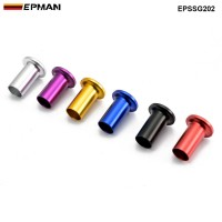 EPMAN Universal Drift Spin Turn Aluminium E-Brake Handle Brake Lock Button Knob E-Brake Button EPSSG202