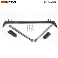 EPMAN Front Traction Control Tie Bar For Honda Civic 92-95 EG 96-00 EK For Acura For Integra 94-01 Swap Kit EPLCA9295T