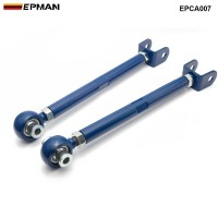 1pair/Unit EPMAN Racing Rear Toe Control Rods Arm For Nissan 240sx S14 95-98 For Infiniti Q45 (Y33) EPCA007
